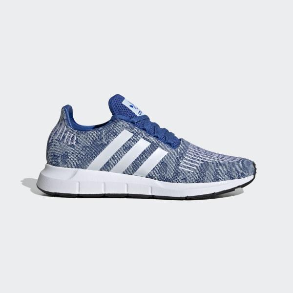 adidas Swift Run Shoes - Blue   adidas US