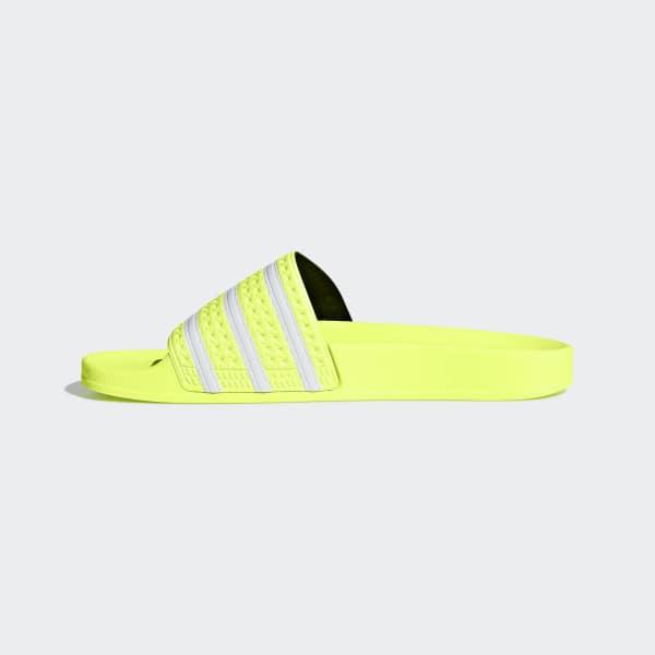 adidas Adilette Slippers - Geel   adidas Officiële Shop
