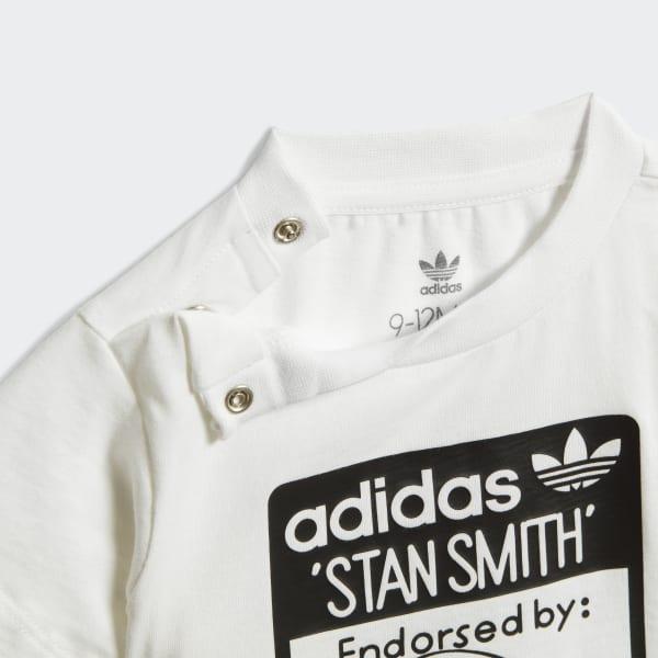 adidas Stan Smith Sushi Tee - White