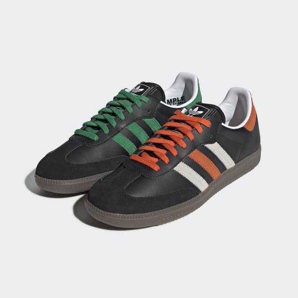 adidas Samba Shoes - Black | adidas