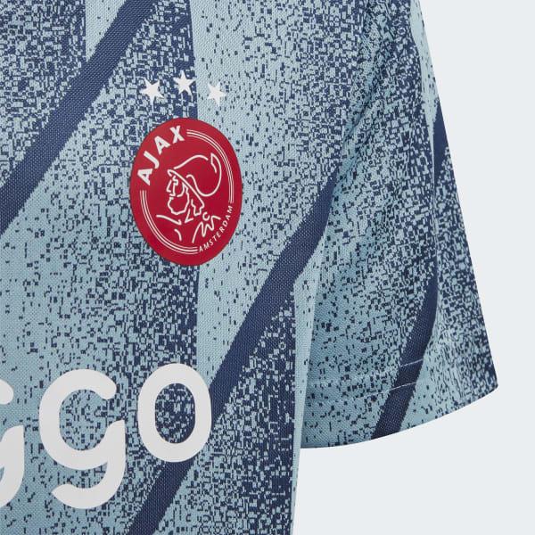 adidas Ajax Mini Auswärtsausrüstung Grün | adidas Austria