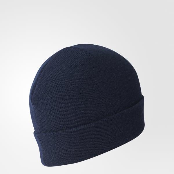 d5ad1528c69 adidas Logo Beanie - Blue
