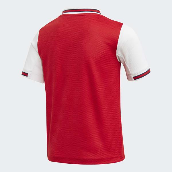 best loved 4c760 ce42e adidas Arsenal Home Mini Kit - Red | adidas UK