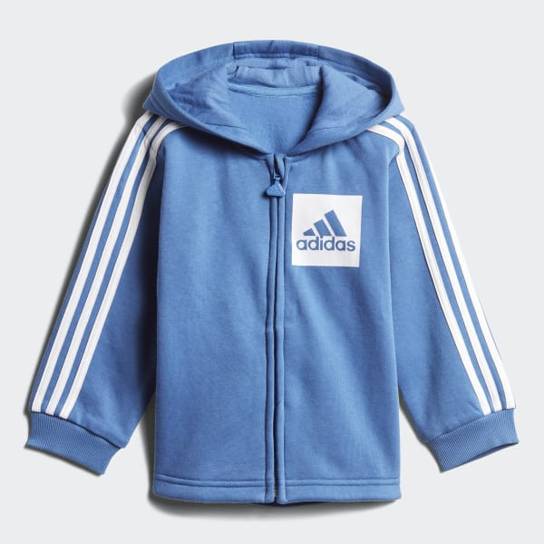 Conjunto Jogger 3 Tiras Hooded Fleece