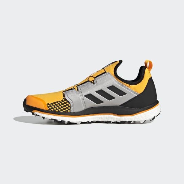 cinta Empotrar cigarrillo  adidas Terrex Agravic Boa Trail Running Shoes - Gold   adidas US