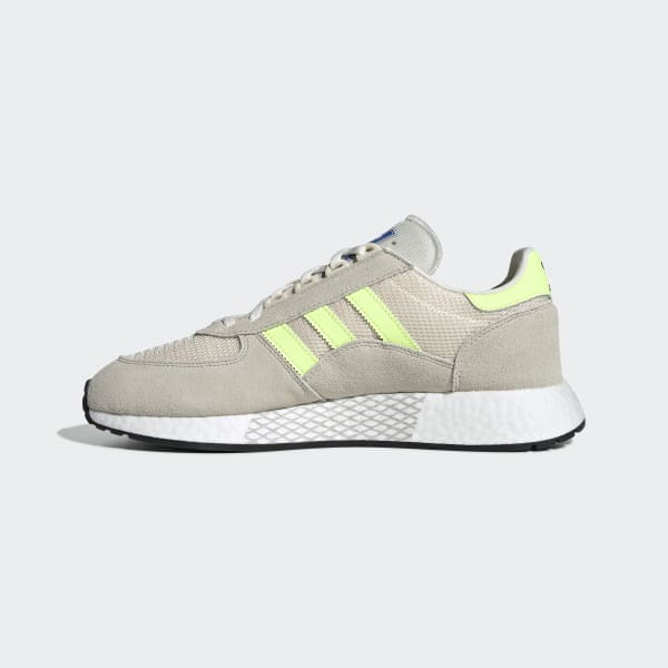4cd738f7b0f adidas Marathon Tech Shoes - Beige