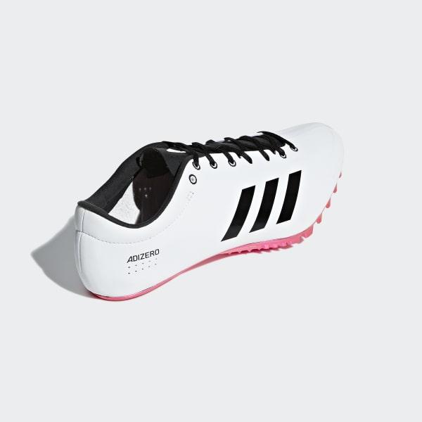 huge discount bfbf8 61c20 Chaussure à pointes Adizero Prime Sprint - blanc adidas   adidas France