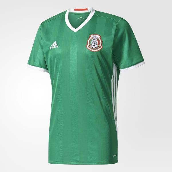 dc4d785adc31f Camiseta de local de México - Verde adidas