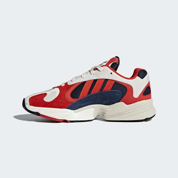 adidas Yung 1 Shoes - Orange | adidas UK