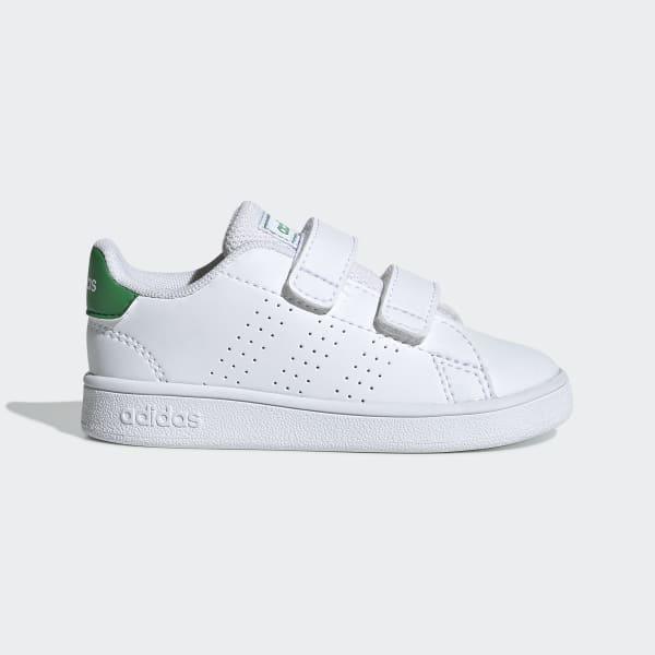 adidas advantage zapatillas tenis unisex niños