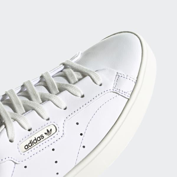 best authentic 6ffe5 5e3fd adidas Sleek Shoes - White   adidas Canada