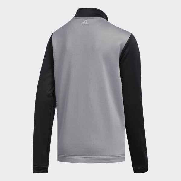 Colorblocked Layer Sweatshirt