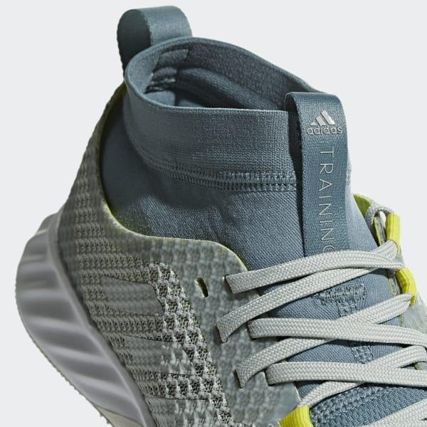 78e3e670c8 Tênis Crazytrain Pro 3 - Cinza adidas