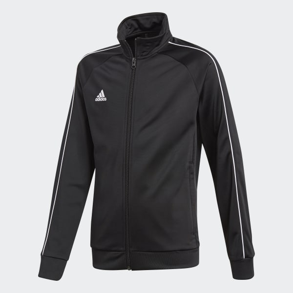 Chaqueta Core 18 - Negro adidas  4839bb88f53