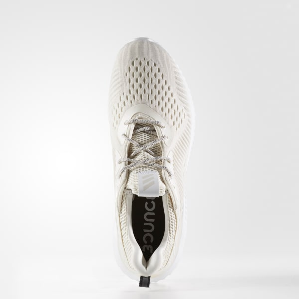 a95893c49ac adidas Alphabounce EM Shoes - White