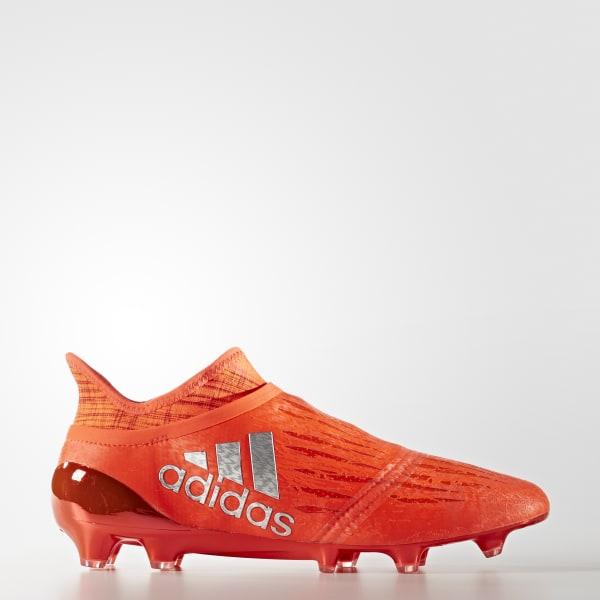 352227090021c adidas Botines de fútbol X 16+ Purechaos FG AG - Naranja