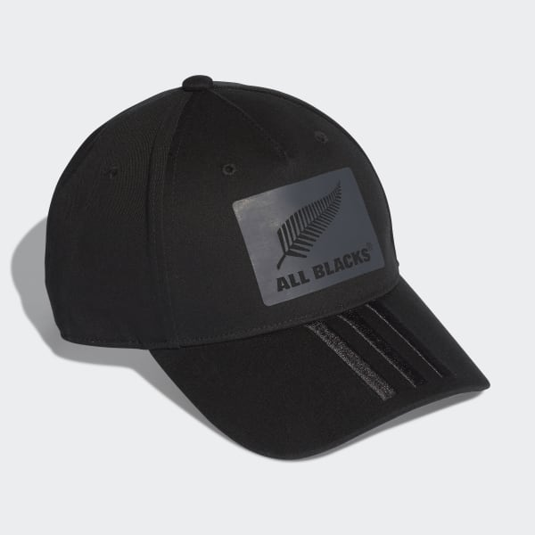 All Blacks 3-Stripes Cap