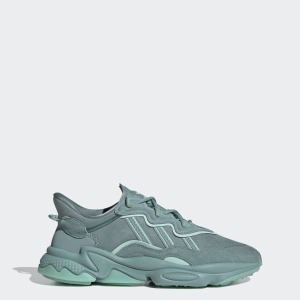 adidas OZWEEGO Shoes - Green | adidas US