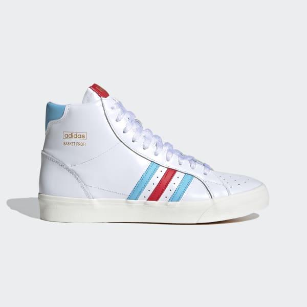 filobus A sottolineare ricamo  Scarpe Basket Profi - Nero adidas | adidas Italia