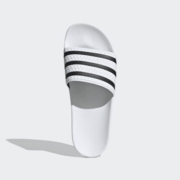 dc987d33e1f adidas Adilette Slides - White