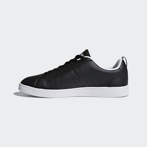 adidas Sapatos VS Advantage - Preto  be7920d17f18d