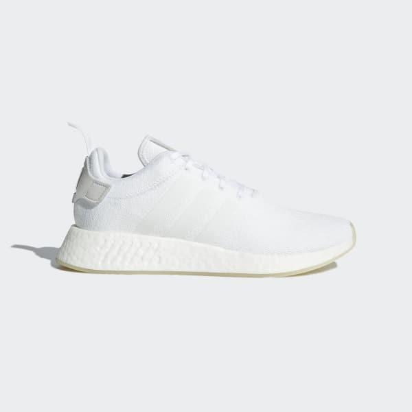 adidas NMD_R2 Shoes - White | adidas US