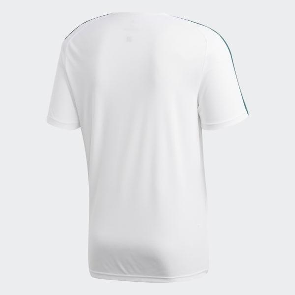 adidas Playera México de Visitante Fan 2018 - Blanco  e1f674d0834f3