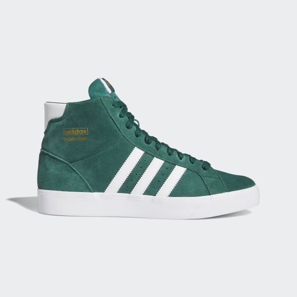 adidas Basket Profi Shoes - Green