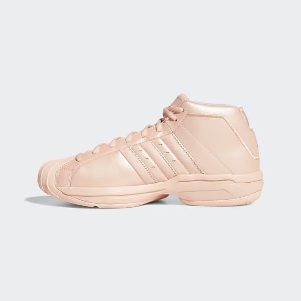 Tech Talk :: Adidas Pro Model 2G Glow Pink