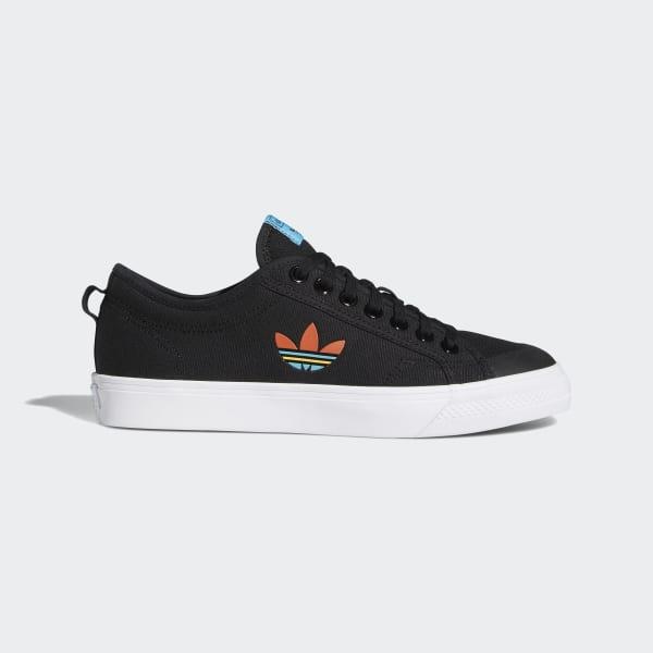 adidas Nizza Trefoil Shoes - Black