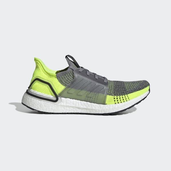 adidas Ultraboost 19 Shoes - Grey