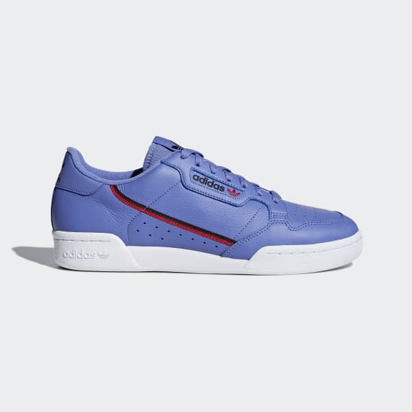adidas Continental 80 Shoes - Purple