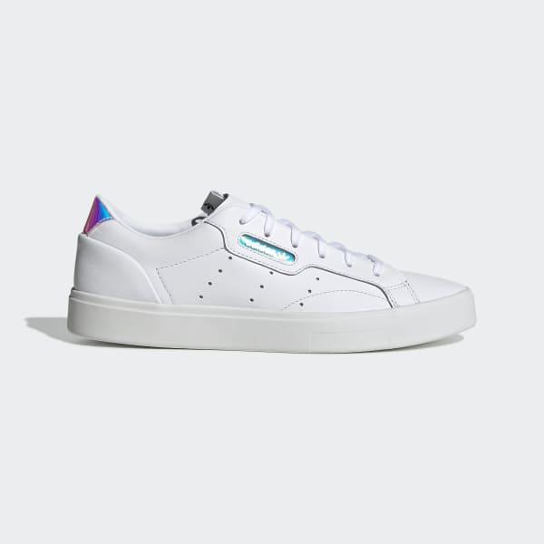 adidas Sleek Shoes - White | adidas US