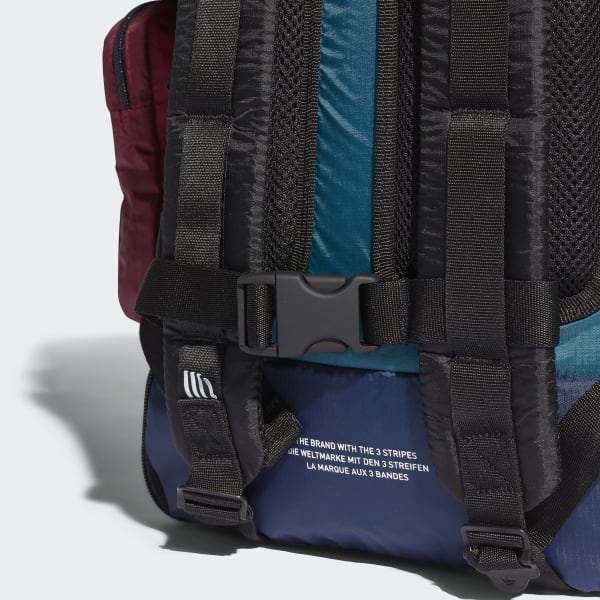 adidas Atric Backpack Large - Blue  06888f100bedb