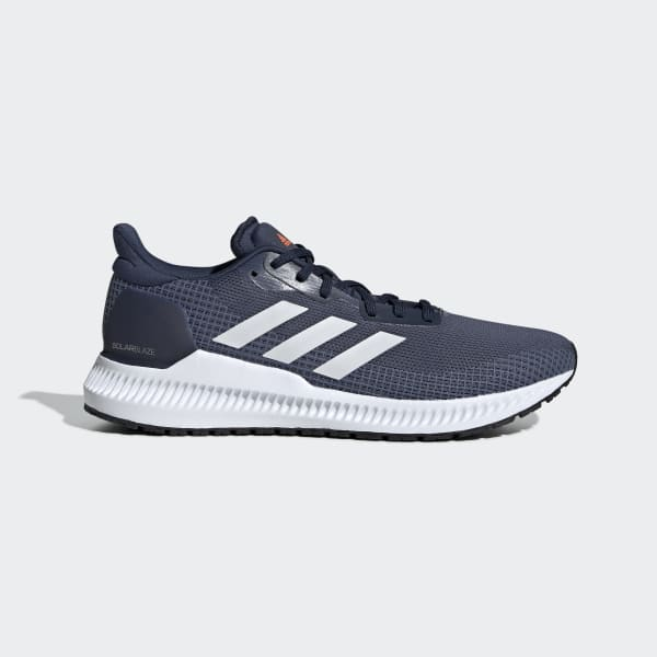 adidas Solar Blaze Shoes - Blue | adidas US
