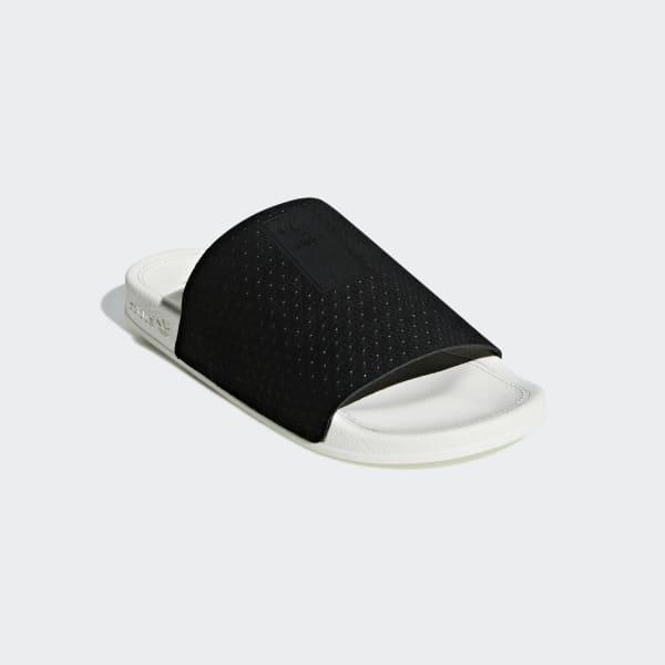 cdd50519 adidas Klapki adilette Luxe - Czerń | adidas Poland