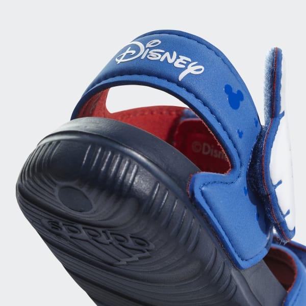 sale retailer 0a0b5 93e17 Sandalias Altaswim Disney Mickey - Azul adidas  adidas Peru