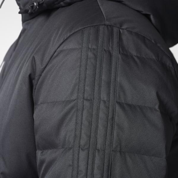 c36c930e adidas Пуховик TIRO17 WINTCOAT - черный | adidas Россия