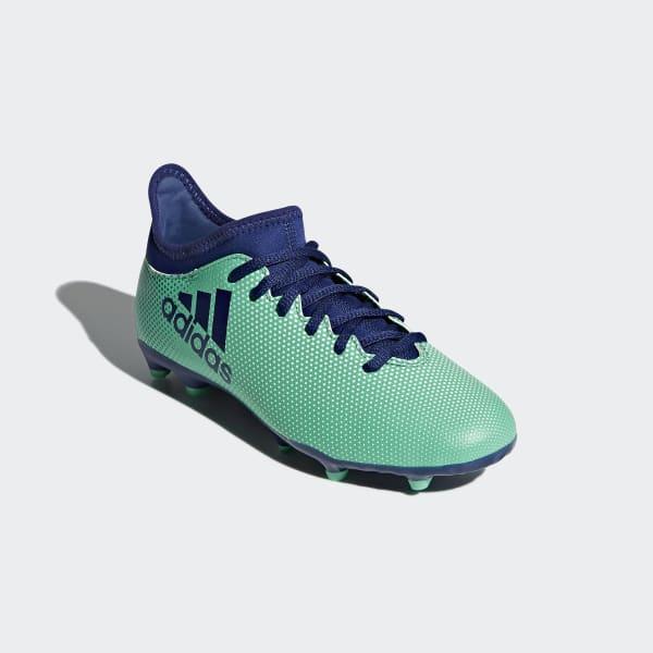 Zapatos de Fútbol X 17.3 Terreno Firme