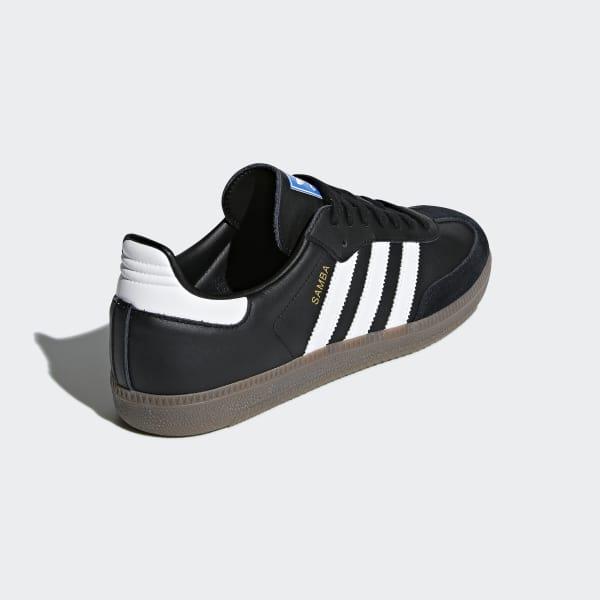 adidas Samba OG Shoes - Black   adidas US