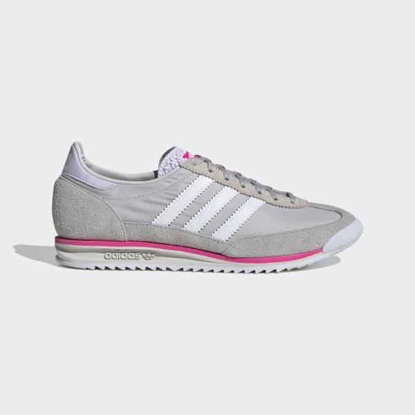 adidas originals sl 72 w sneakers rosa