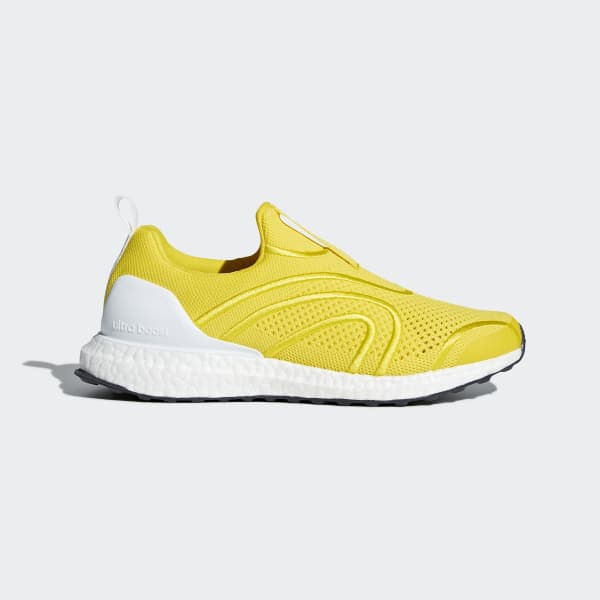 adidas Ultraboost Uncaged Shoes - Yellow | adidas US | Tuggl