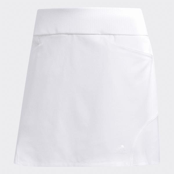 cf2b2605f58849 Jupe-short Fashion Golf - Blanc adidas | adidas France