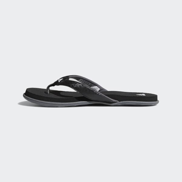 62e40ea0ee83 adidas Cloudfoam One Thong Sandals - Black
