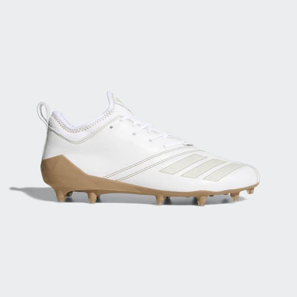 8c98989f1b7 adidas adizero 5-Star 7.0 Cleats - White