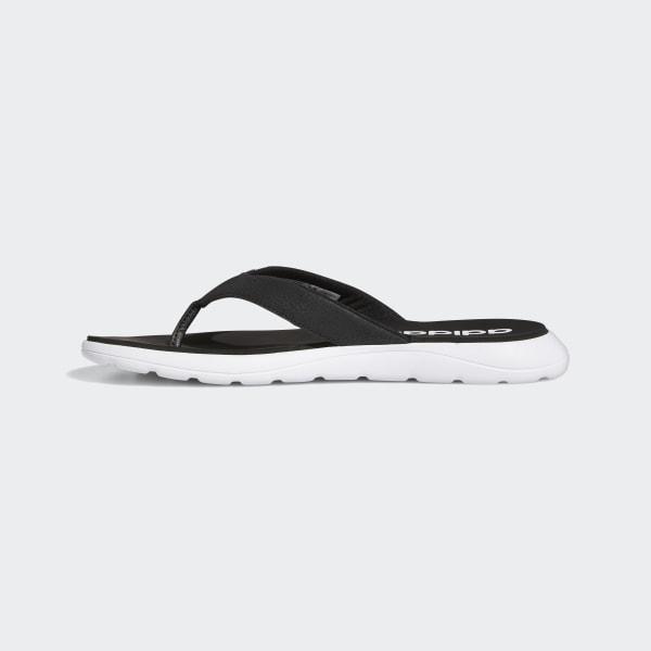 regla Botánico Artificial  adidas Comfort Flip-Flops - Black | adidas US