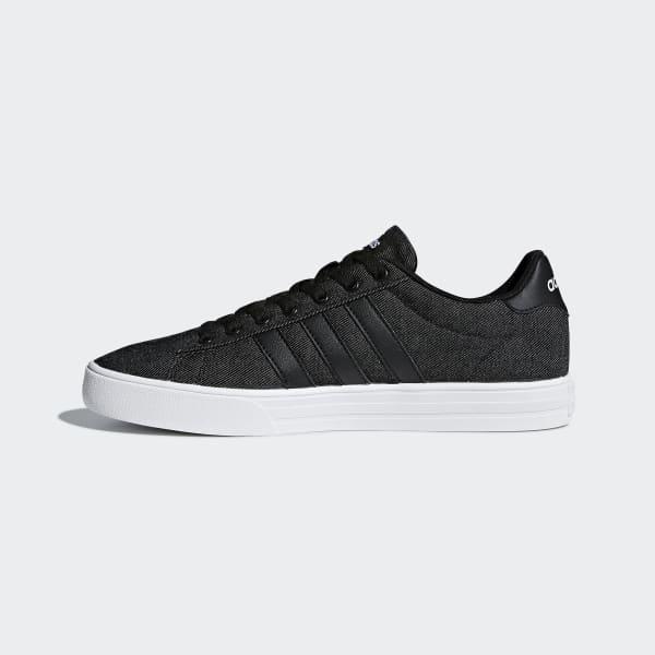 best website bce33 b393c adidas Zapatillas Daily 2.0 - Negro  adidas Argentina