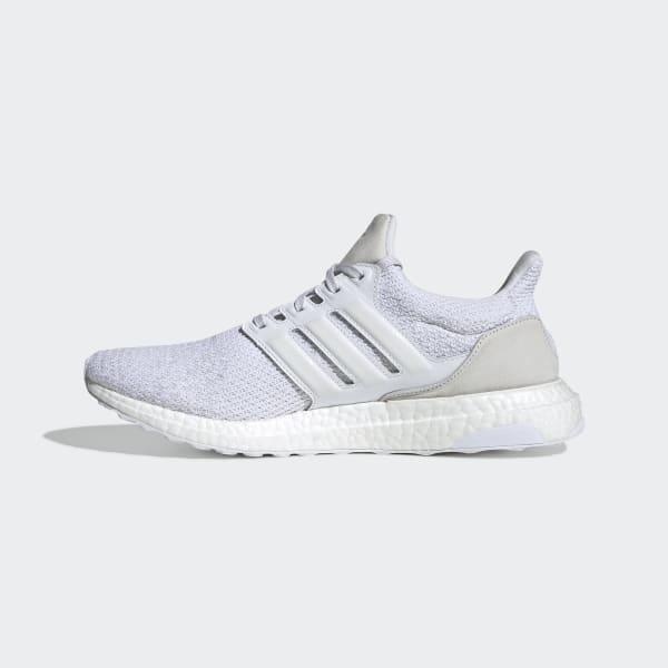 Men's Ultraboost DNA Cloud White Shoes