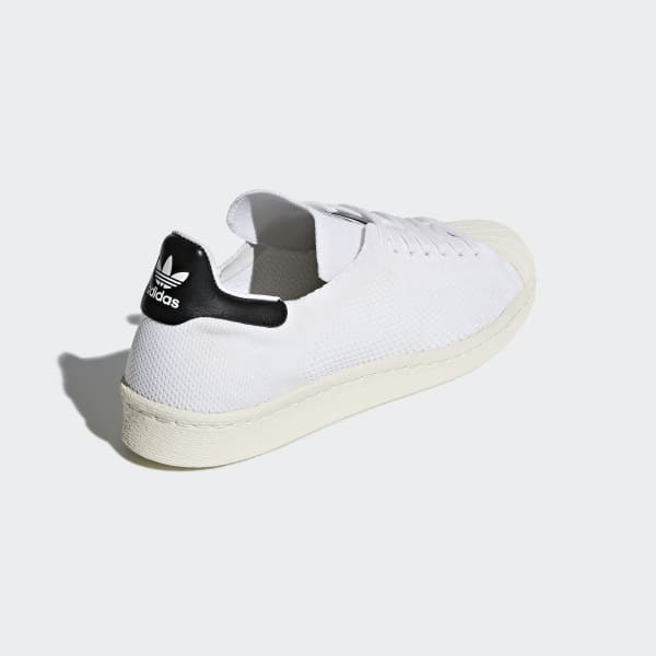 timeless design f1d88 70957 Zapatilla Superstar 80s Primeknit - Blanco adidas   adidas España