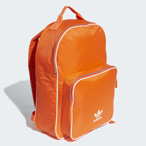 adidas originals backpack orange